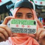 Freiheit. Angst. Zwei Frauen in der Syrischen Revolution.